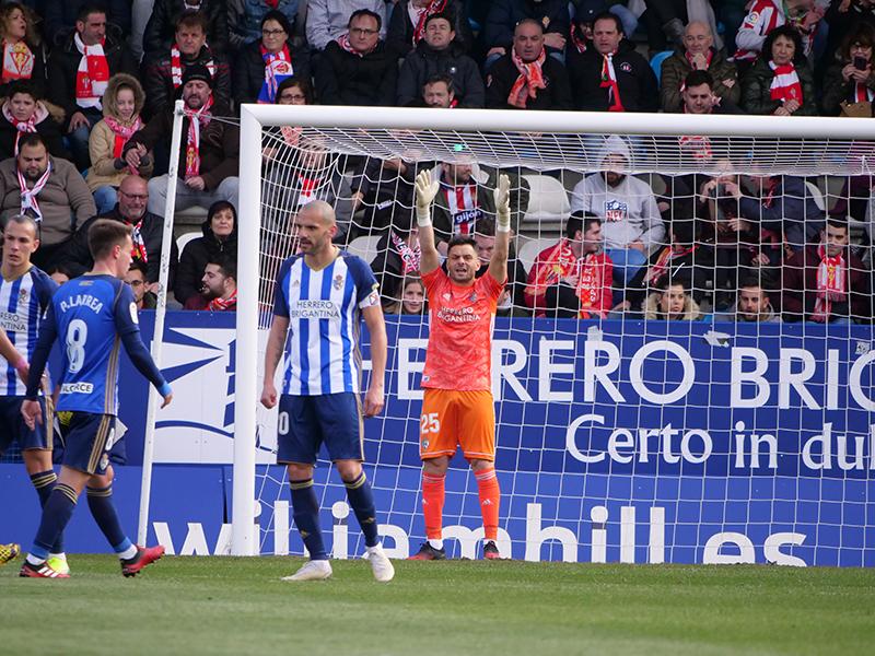 El álbum del partido Ponferradina - Sporting (1-0) 240