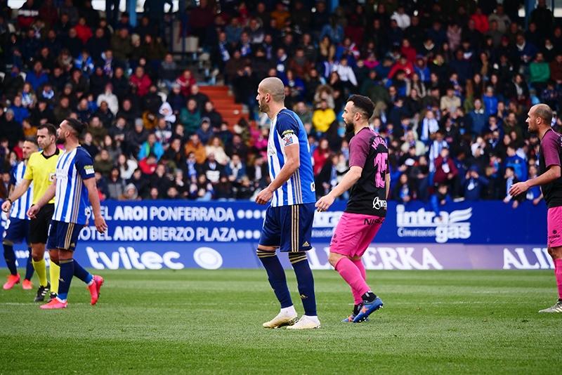 El álbum del partido Ponferradina - Sporting (1-0) 257