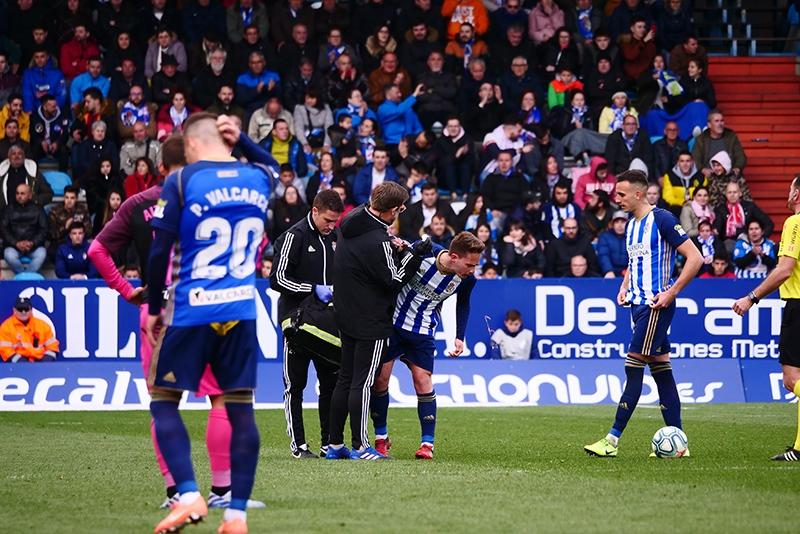 El álbum del partido Ponferradina - Sporting (1-0) 274