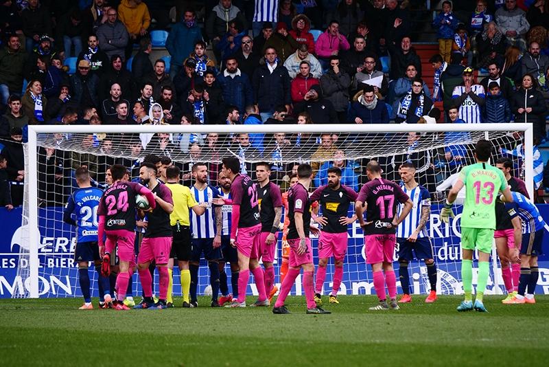 El álbum del partido Ponferradina - Sporting (1-0) 280