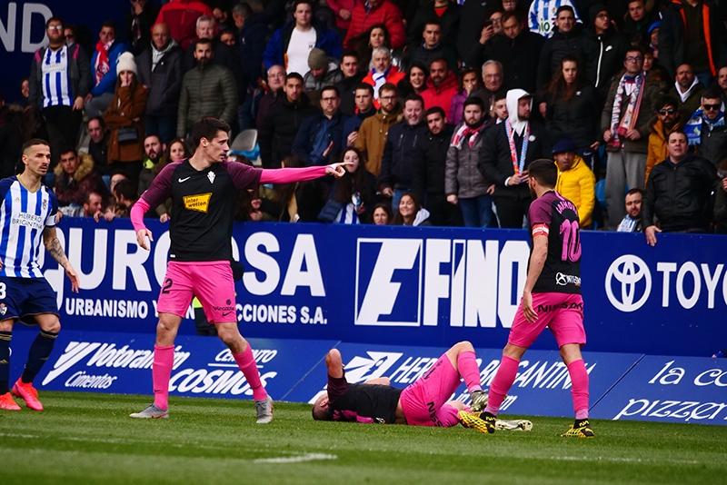 El álbum del partido Ponferradina - Sporting (1-0) 286