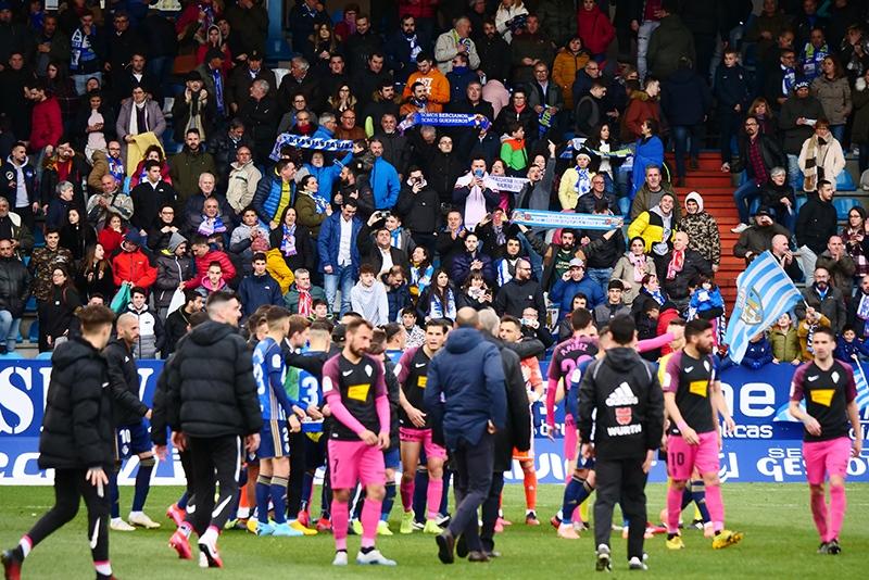 El álbum del partido Ponferradina - Sporting (1-0) 294
