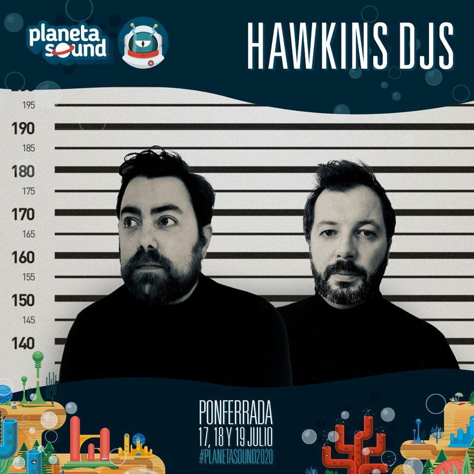 Second, La la love you, Dani Fernández, Ellas y los DJS valdeorreses Hawkins DJs, nuevas incorporaciones al cartel de Planeta Sound 6