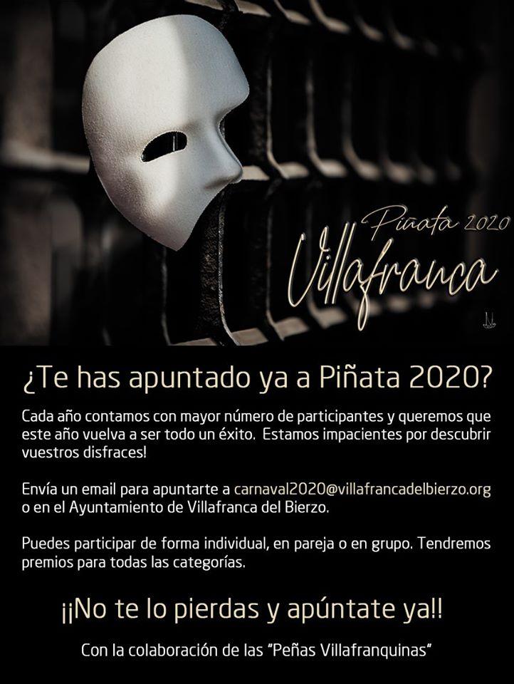 Carnaval 2020 en Villafranca del Bierzo 3