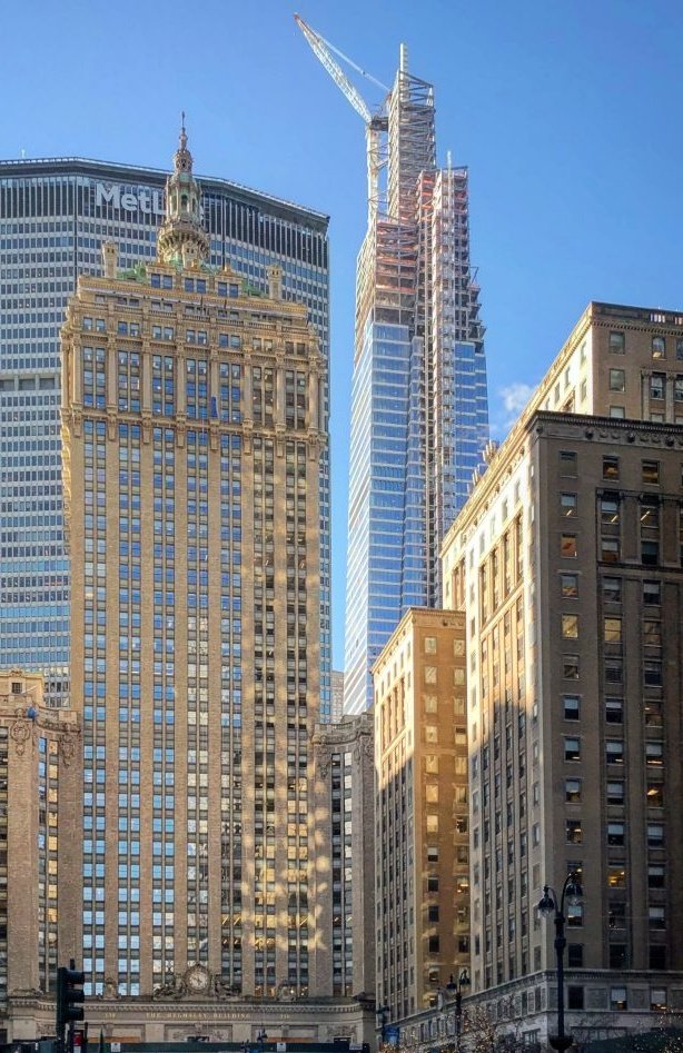El vidrio berciano viste la torre 'One Vanderbilt', la cuarta más alta de Nueva York 2