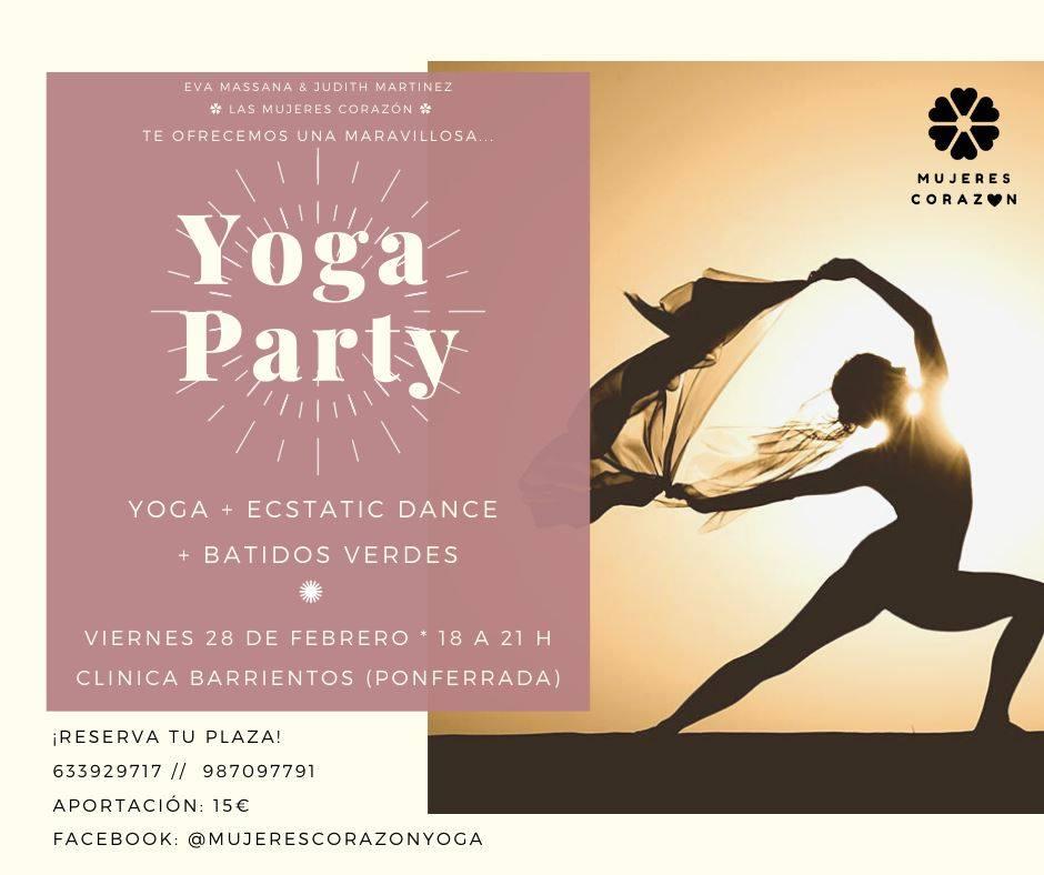 Clínica Barrientos organiza el viernes una 'Yoga party' 2
