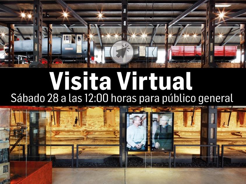 El fin de semana podrás visitar el Museo de la Energía de manera virtual 2