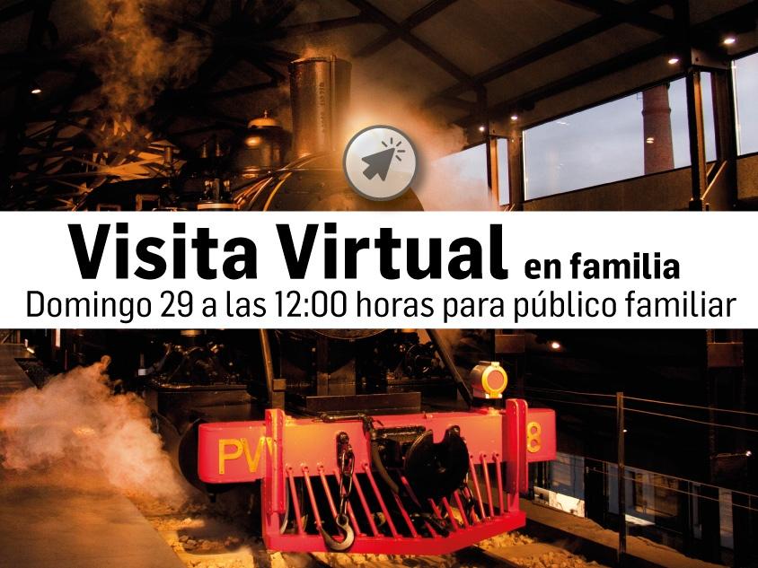 El fin de semana podrás visitar el Museo de la Energía de manera virtual 3