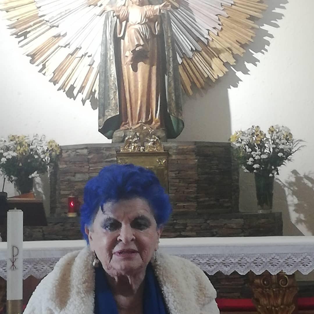 Lucía Bosé se despidió del Bierzo, Su 'Toscana española' días antes de su fallecimiento 2