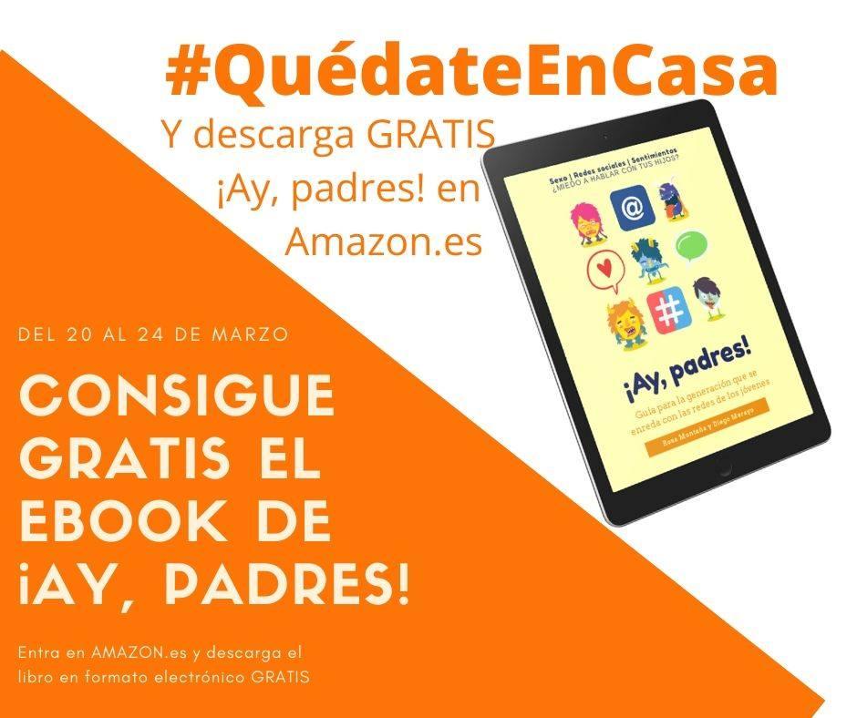 ¡Ay, padres! El libro coescrito por el berciano Diego Merayo, gratis para descargar en Amazon 2
