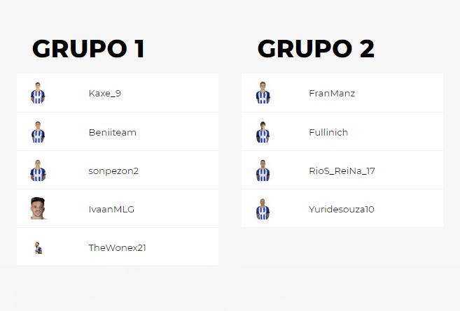 La Ponferradina juega el Trofeo Carranza #Esport solidario y elegirá a su representante esta tarde entre los jugadores de la primera plantilla 2