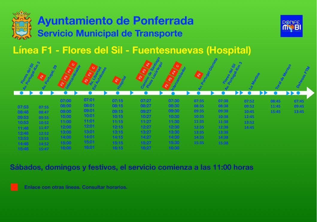 Consulta los horarios y servicios del Servicio Municipal de Transporte durante el Estado de Alarma COVID-19 2