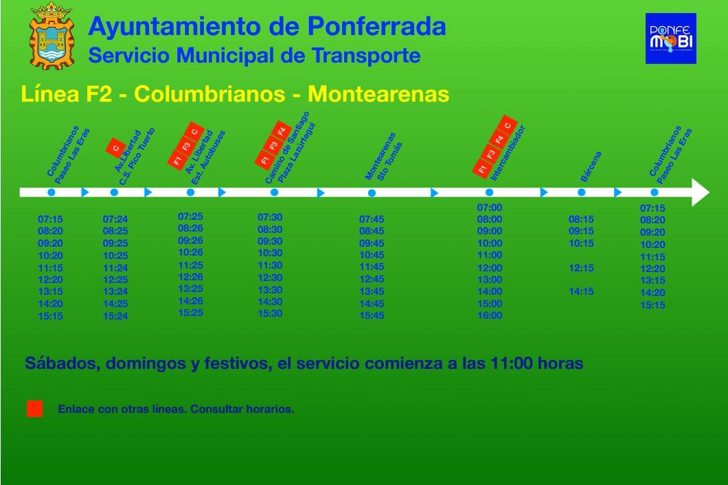 Consulta los horarios y servicios del Servicio Municipal de Transporte durante el Estado de Alarma COVID-19 3