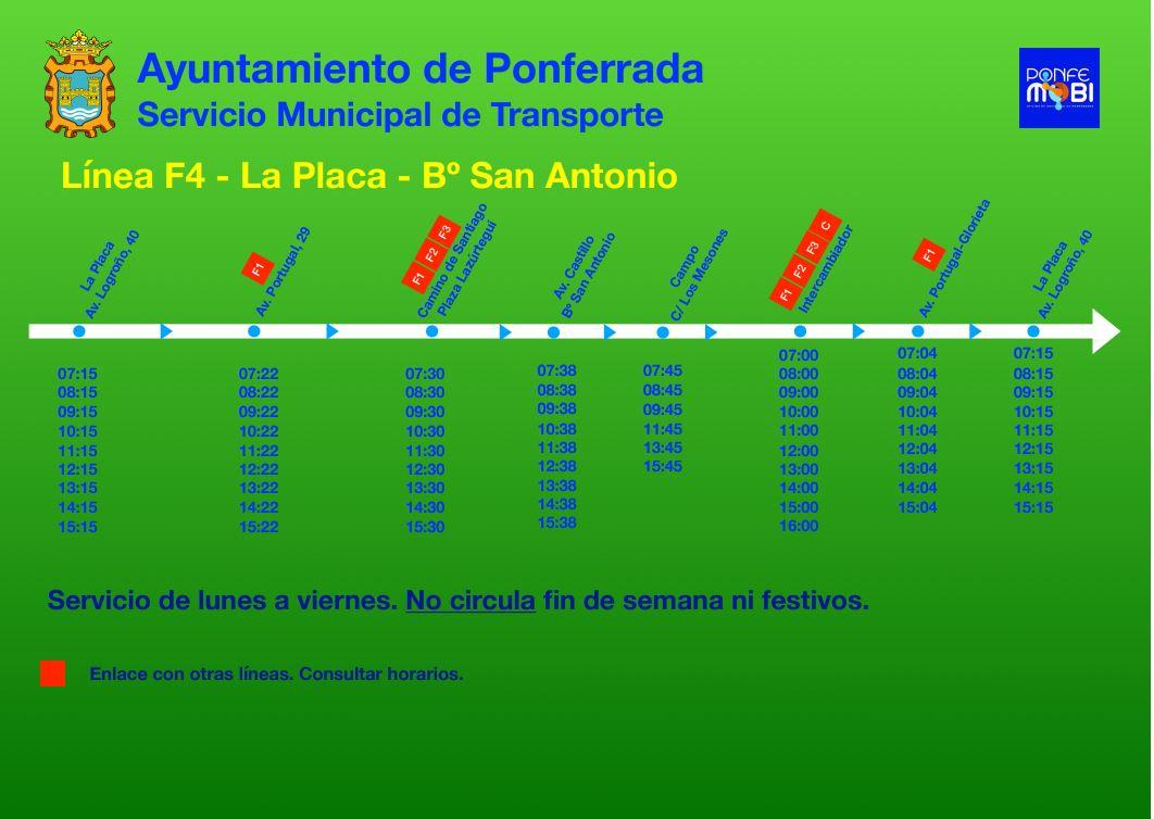 Consulta los horarios y servicios del Servicio Municipal de Transporte durante el Estado de Alarma COVID-19 5