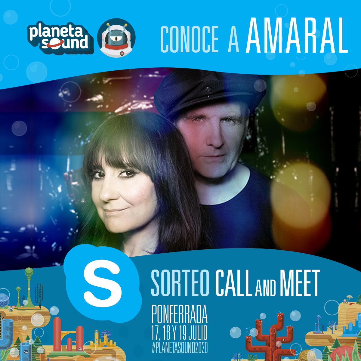 Planeta Sound pone en marcha la iniciativa 'Call and Meet' con la que podrás charlar con tus artistas preferidos por videollamada 2