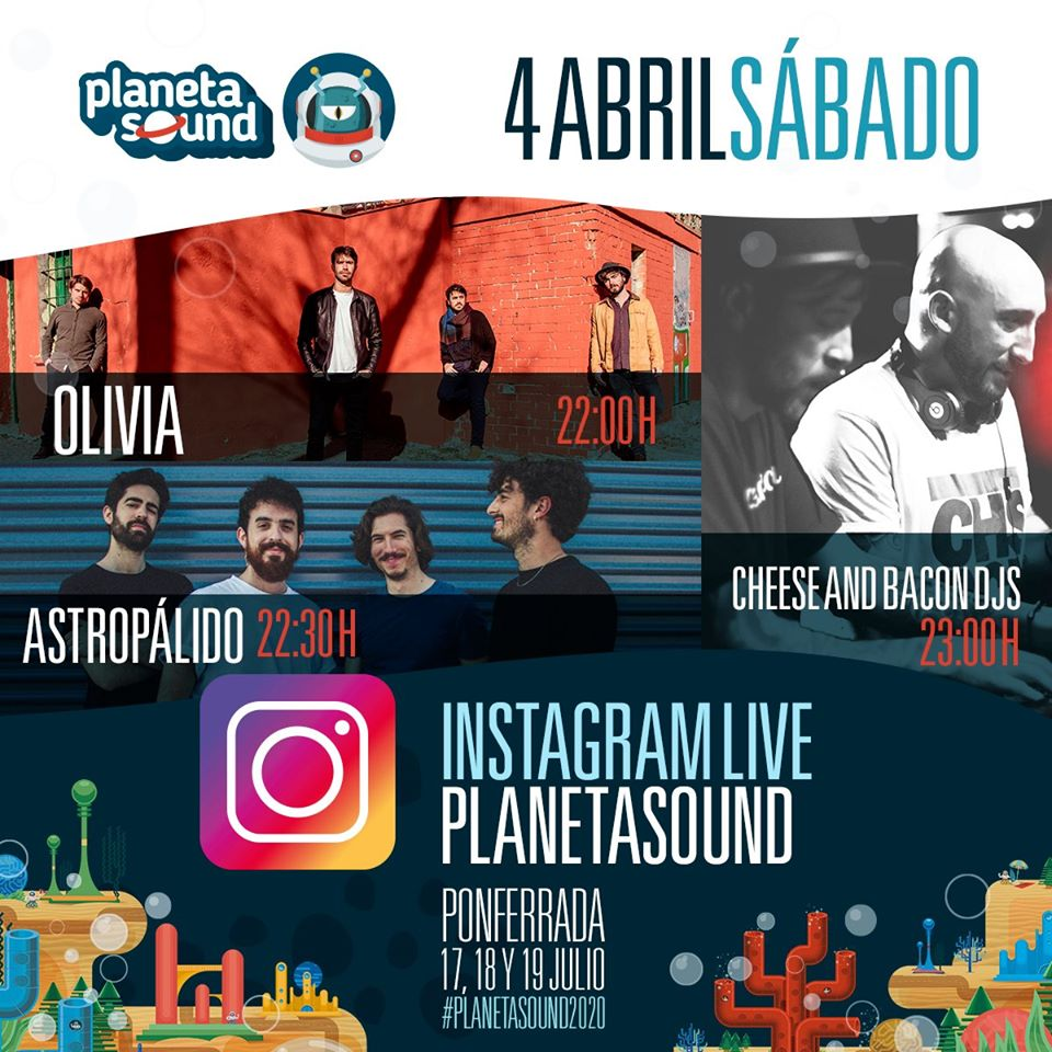 Planeta Sound se lleva las planetasessions de este fin de semana a Instagram 3