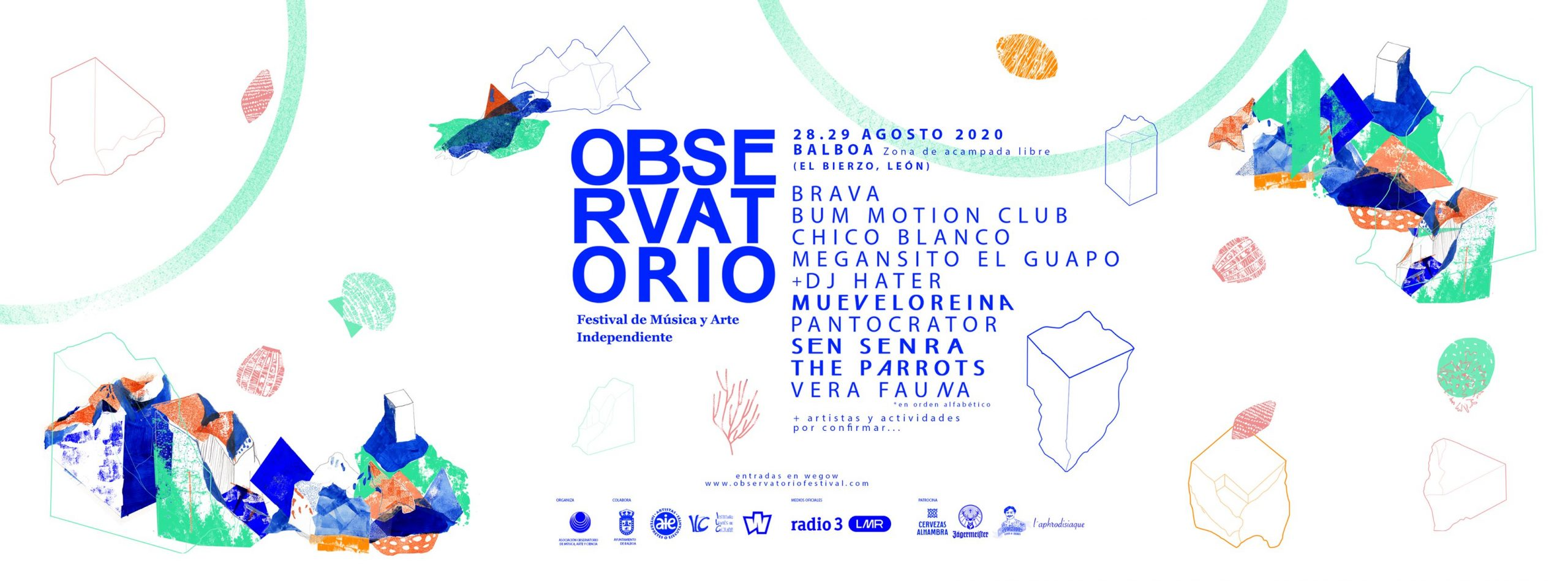 EL Observatorio Festival de Balboa se pospone para finales de agosto 3