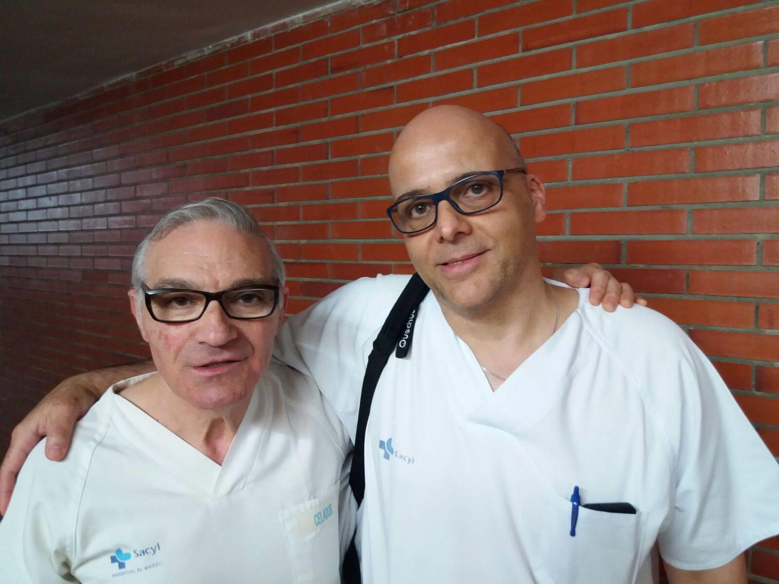 Roberto San Sebastián, Celador en el Hospital del Bierzo 'Tenemos unos profesionales sanitarios que son unos jabatos' 2