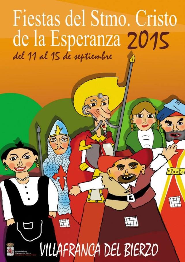 Fiestas del Cristo en Villafranca del Bierzo. Programa completo.